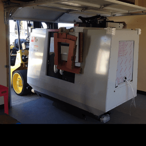 Rise Up Industries CNC Mill
